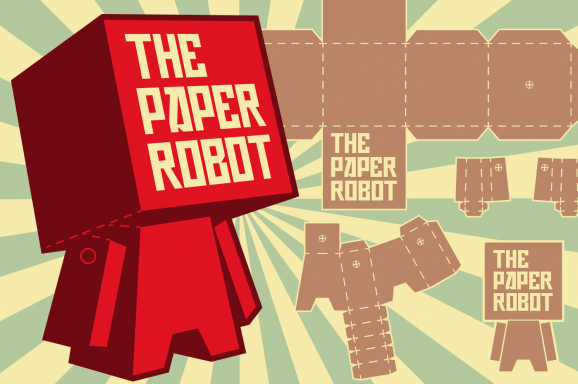 The Paper Robot
